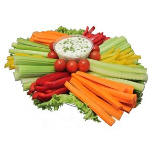 Gemüse der Vitaminkick auf andere Art