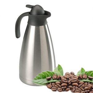 Kanne mit 2,0l Kaffee im Lieferservice