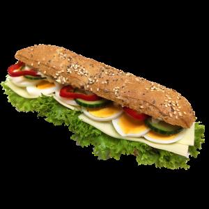 Sandwich Sportkorn Gouda Ei