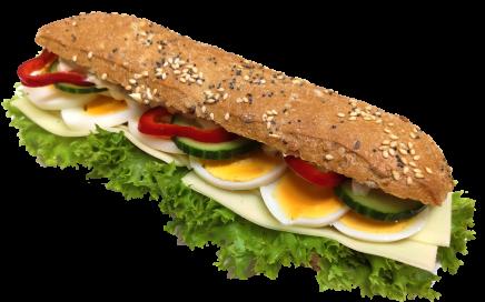 Sandwiches online sofort bestellen