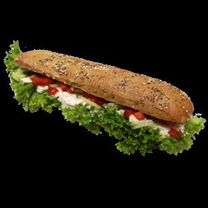 Sandwich Sportkorn Gouda Frischkäse
