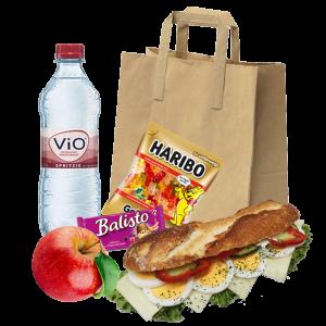Lunchpakete Lunchboxen Lunchtüten
