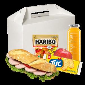 Lunchbox Homeoffice Danke Lunchpaket