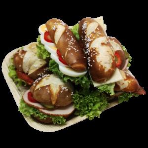 Snacks Mini Laugengebäck Fingerfood